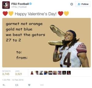 FSU Valentines